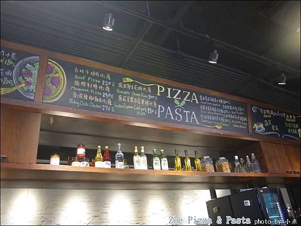 Zoe Pizza & PastaP1360566_調整大小1.JPG