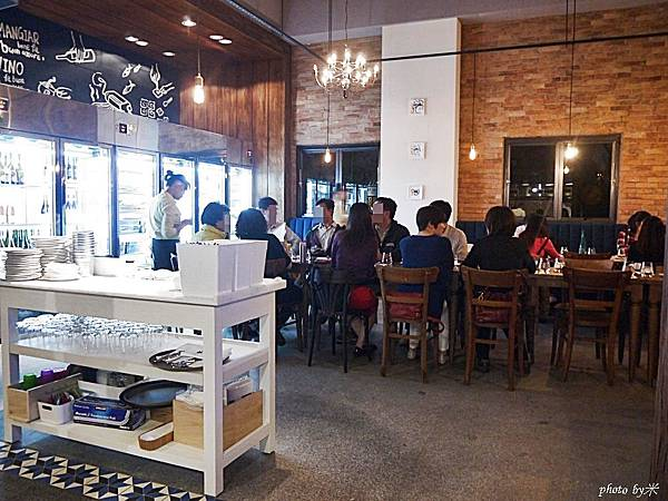 迷路小章魚餐酒館Piccolo Polpo Bistro P1490868_調整大小1.JPG