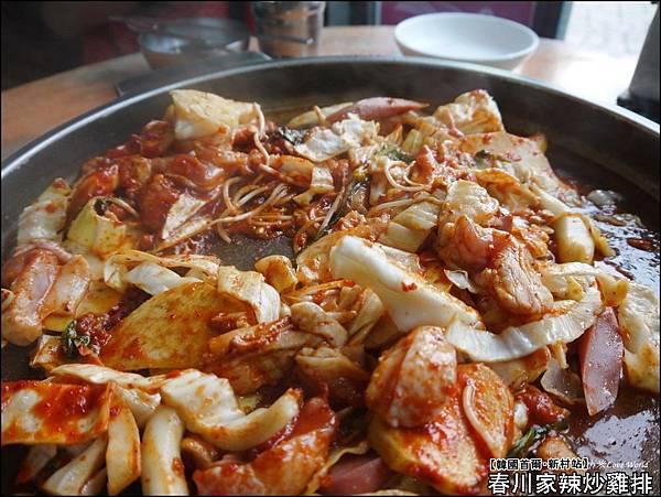 韓國首爾春川家辣炒雞排P1420700_調整大小1.JPG