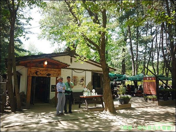 韓國南怡島古木餐廳P1420935_調整大小1.JPG