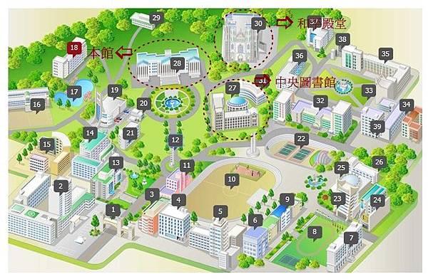 韓國慶熙大學地圖.jpg