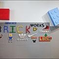 BRICK WORKS樂高積木主題餐廳(高雄店) P1640042_調整大小1.JPG