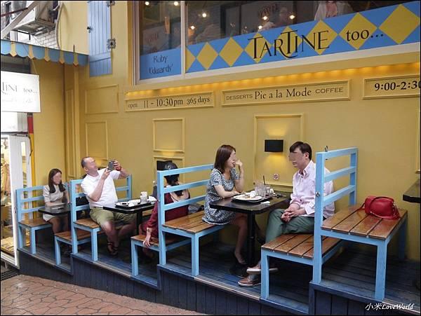 韓國首爾梨泰院TARTINE BAKERY & PIE P1430723_調整大小1.JPG