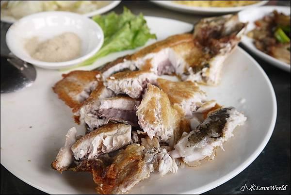台南北門鹽鄉民宿餐廳虱目魚餐P1670285_調整大小1.JPG