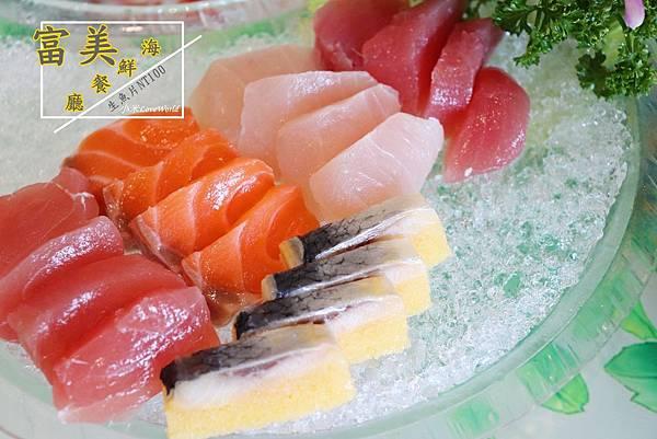 [食記]屏東後壁湖-富美海鮮餐廳 新鮮現撈價格透明