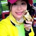 2014.12.13冬山河超級馬拉松 50K 完賽