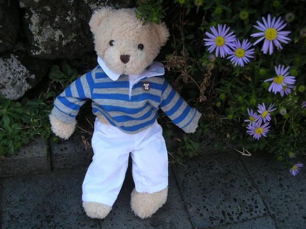 泰迪熊博物館的MR .K