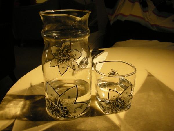 自創商品~很古典的水杯組