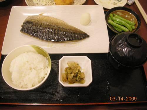 喜樂屋-北海道青花魚套餐.JPG