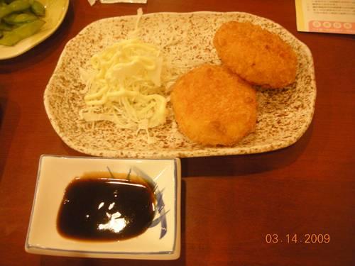 喜樂屋-起士可樂餅.JPG