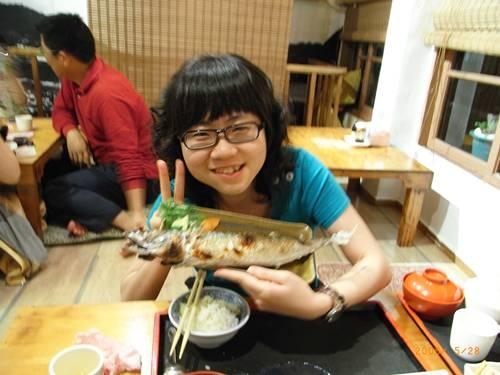 有照片為證,鯖魚比臉長.JPG