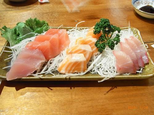 單點生魚片NT240.JPG