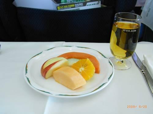 水果+蘋果汁.JPG