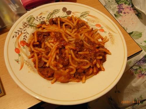 肉醬義大利麵.JPG