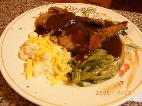 羊排套餐is my dinner (1).JPG