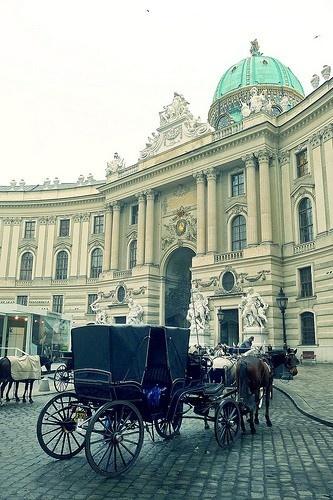 維也納-霍夫堡皇宮