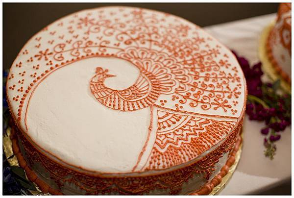 Henna cake indian inspired Wedding_0054