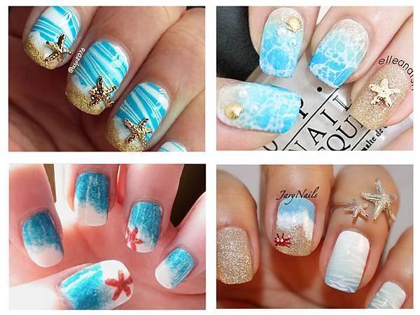 Nail_美麗海洋