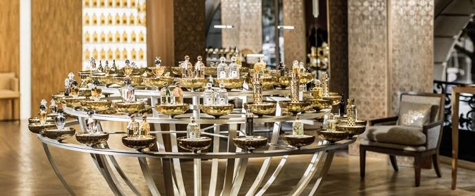 Guerlain new 68 champs elysees boutique 2013 perfumeshrine.com