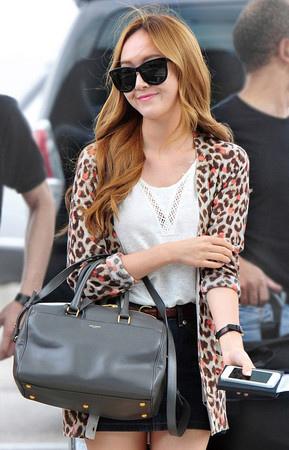 機場時尚-Jessica-2