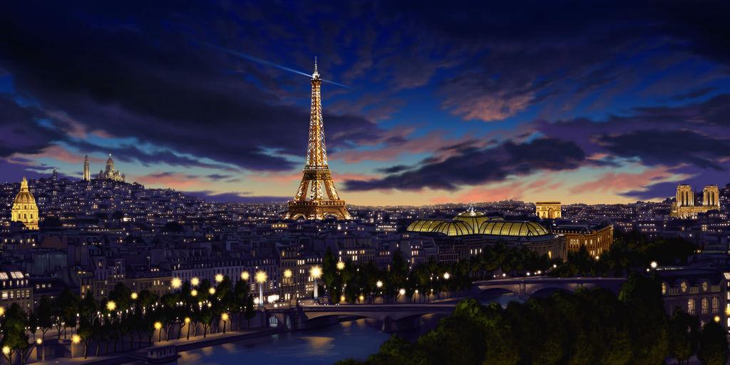 Paris_from sketchoholic