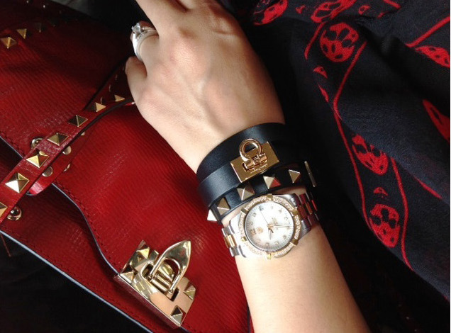 VALENTINO Slim Rockstud Bracelet-3.jpg