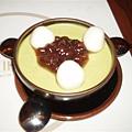 可口誘人的甜點2--抹茶布丁