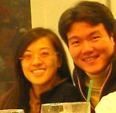 2004.10.24 與Honey的四騎士好友共餐.在Skylark聚餐3