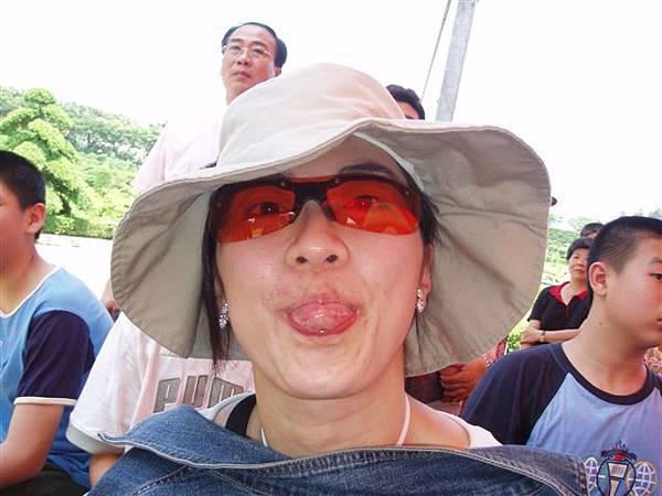 """2005.05.17苗栗 假面藝術節19-2--我的寶貝尼也是""""老大""""!"""