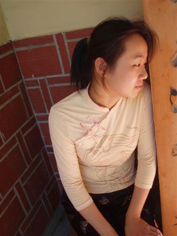 2005.05.17苗栗 假面藝術節23-1--Phanix女友側影照