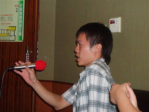2005.07.25  政勳,別再飆高音了!夠猛了!