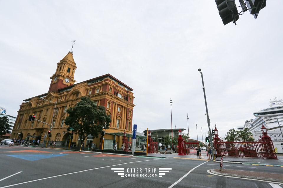 紐西蘭奧克蘭跨年旅遊 全球最早跨年城市 拍攝Sky Tower跨年煙火