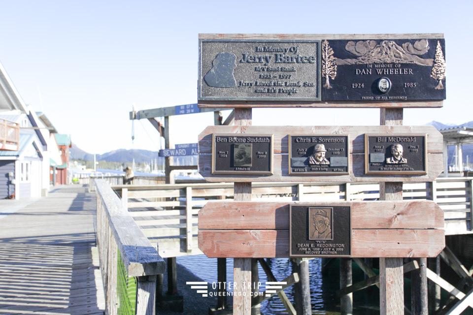 阿拉斯加Seward住宿 Seward Front Row Bed and Breakfast/海獺領地看野生海獺/Alaska Sealife Center
