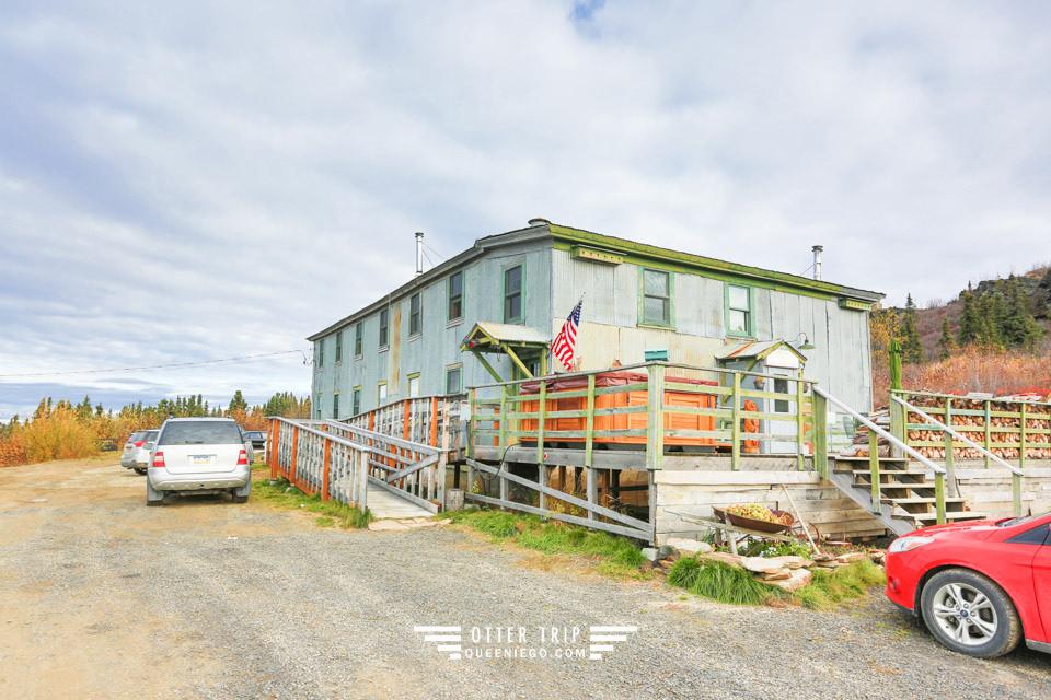 阿拉斯加Fairbanks住宿/極光小屋Mount Aurora Lodge/A Suite Alaskan Inn民宿
