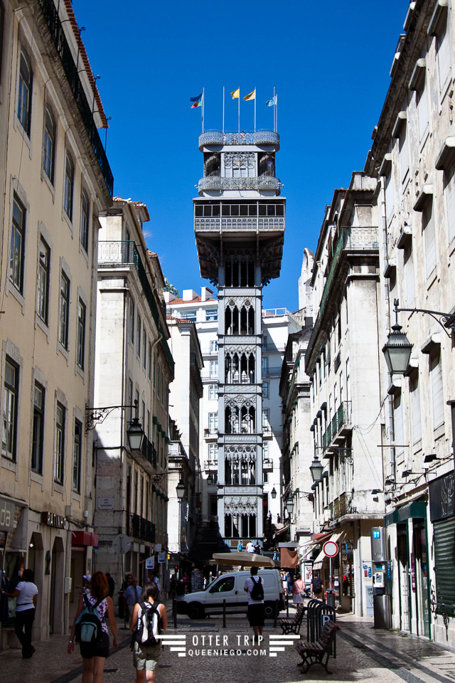 葡萄牙 里斯本28號電車帶我們穿梭回里斯本最為榮光的那個黃金年代吧!