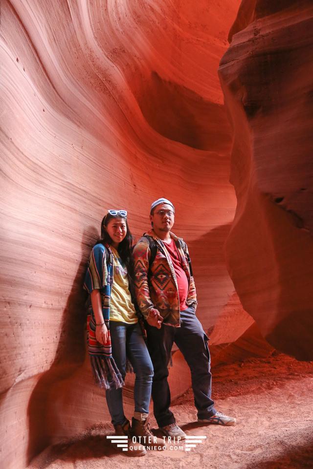 美國亞利桑那州 羚羊峽谷最佳時間看世界最貴相片的原景