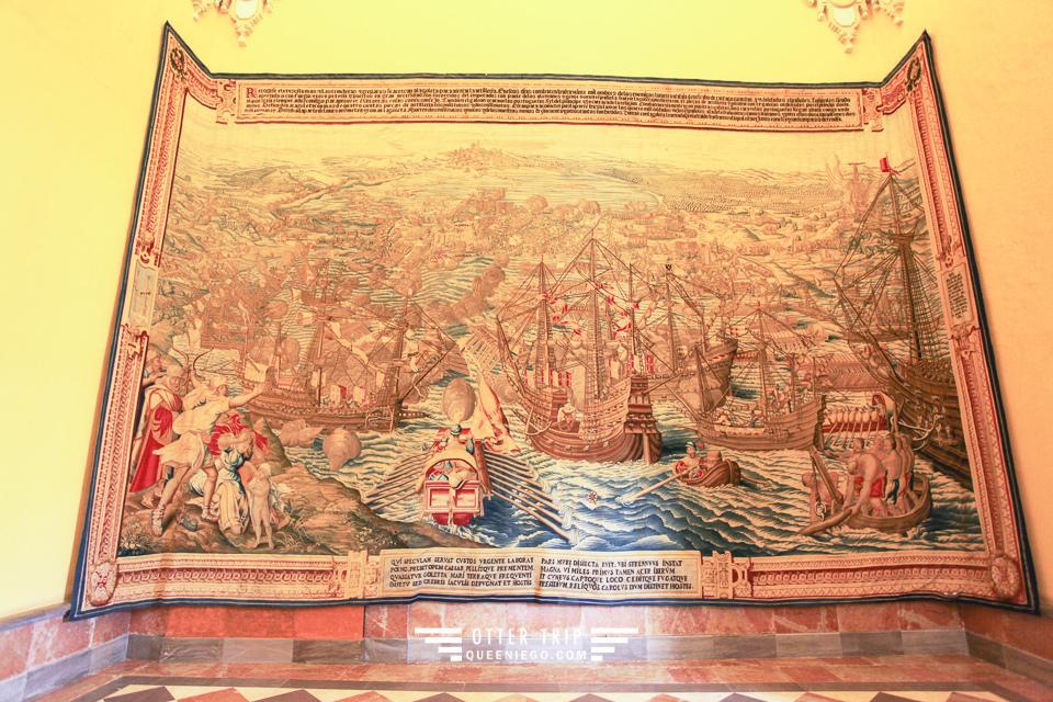 西班牙塞維亞景點/塞維亞王宮 Royal alcázar of seville/權力遊戲-冰與火之歌拍攝地
