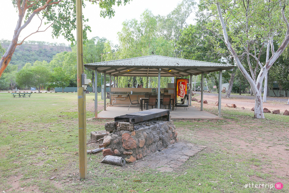 澳洲北領地 尼特米魯克國家公園露營車營地 Nitmiluk Gorge Caravan Park