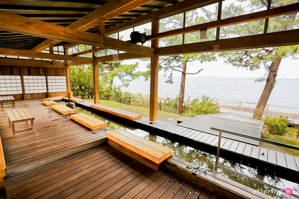 日本能登半島 加賀屋的和倉溫泉鎮散策 找找七福神拓印吧