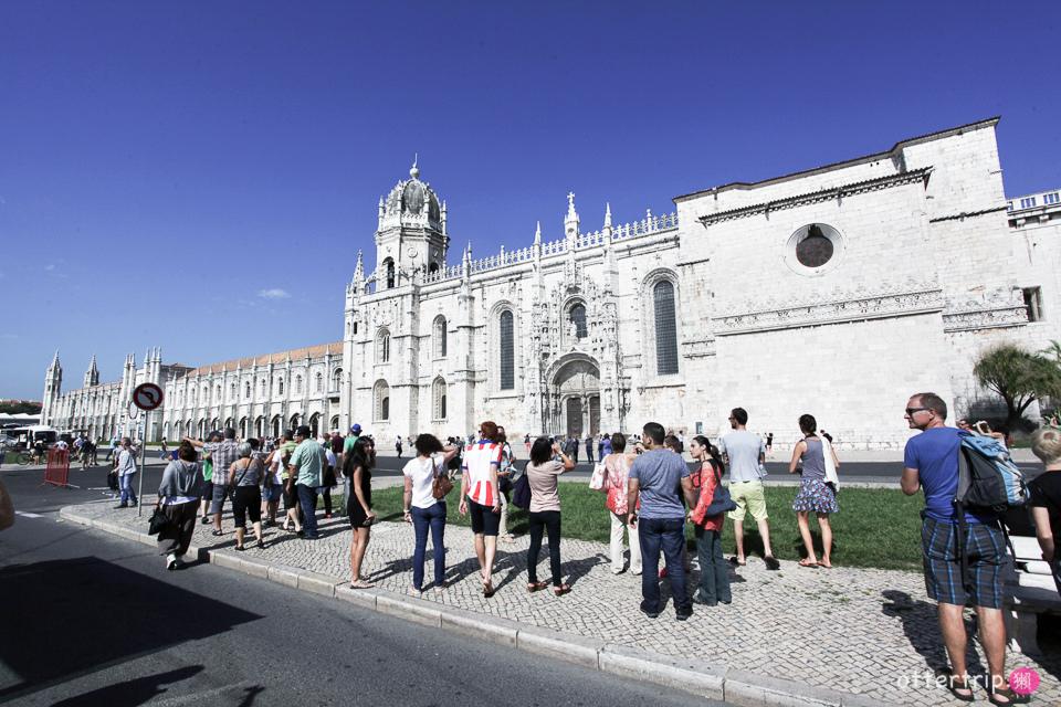 葡萄牙里斯本蛋撻  Pastéis de Belém, Pastelaria-Padaria São Roque,Nata Lisboa