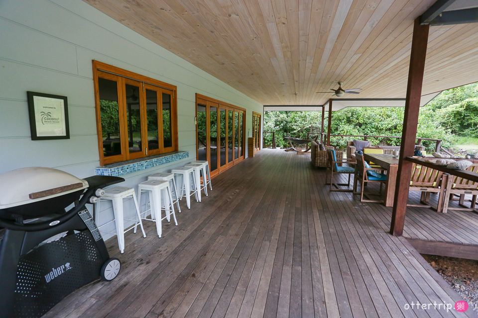 澳洲苦難角住宿推薦 Coconut Beach House 屋主自己蓋的海邊度假別墅