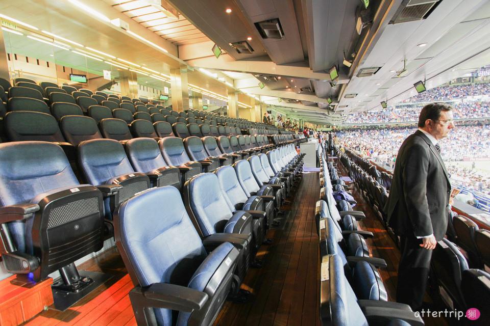 西班牙  班拿貝球場看C羅還是魯營球場看梅西?