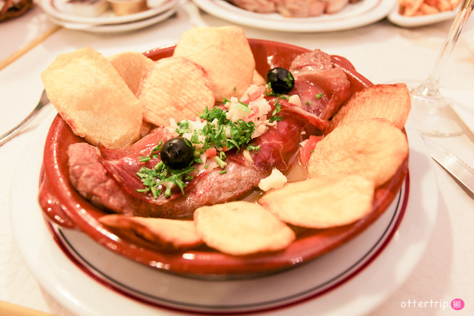 葡萄牙里斯本餐廳推薦 Martinho da arcada 236年歷史的葡式餐廳