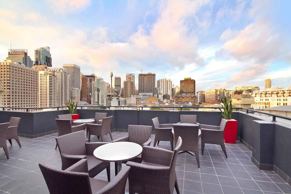 澳洲雪梨中央商業區CBD住宿 Rydges Sydney Central & Castlereagh Boutique Hotel