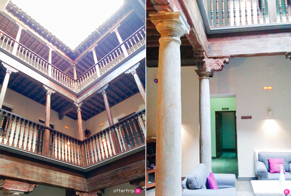 西班牙格拉納達住宿 Shine Albayzin 窗外就是阿爾罕布拉宮的設計酒店