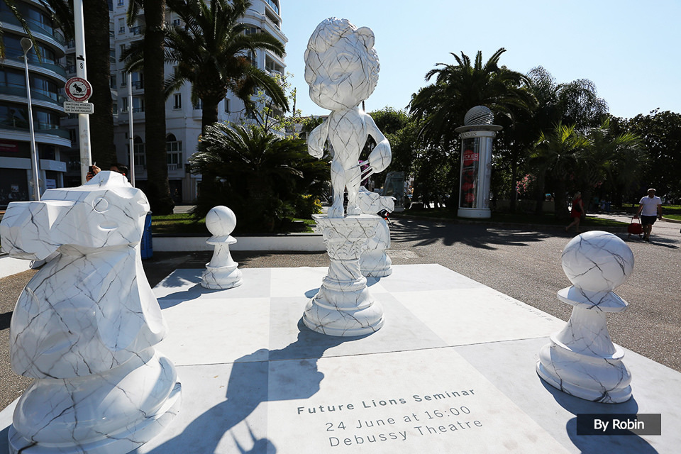 法國坎城 坎城國際創意節領獎去!Cannes Lions International Festival of Creativity