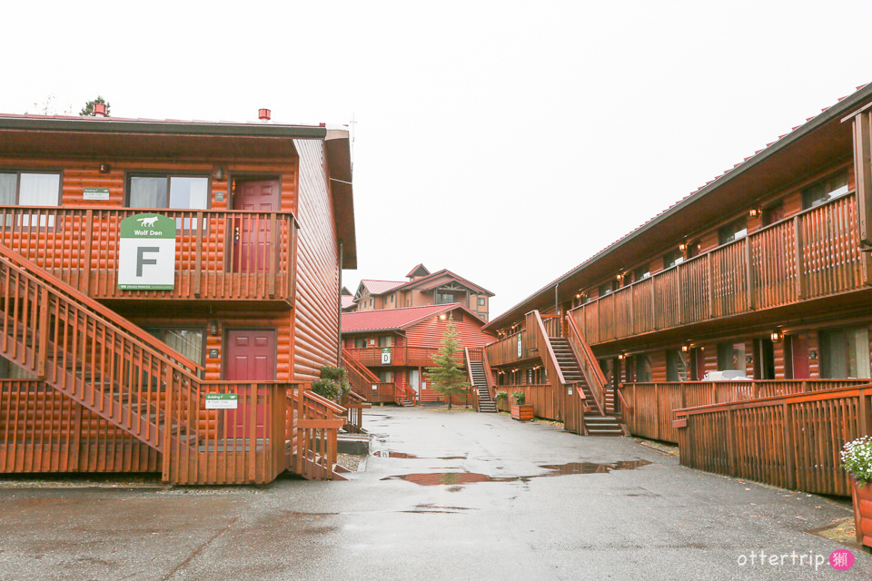 阿拉斯加迪納利國家公園住宿|Denali Princess Wilderness Lodge及餐廳