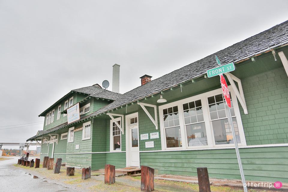 美國阿拉斯加自助婚紗初體驗 Nenana尼納納小鎮一日遊
