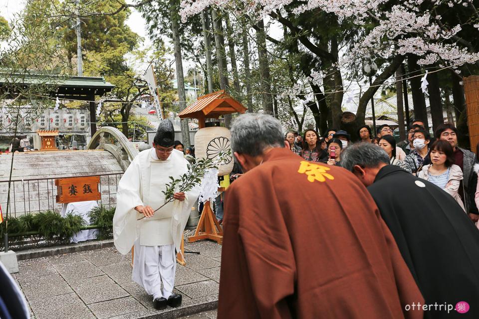 日本犬山 | 名古屋周邊賞櫻景點 櫻花紛飛時的犬山祭