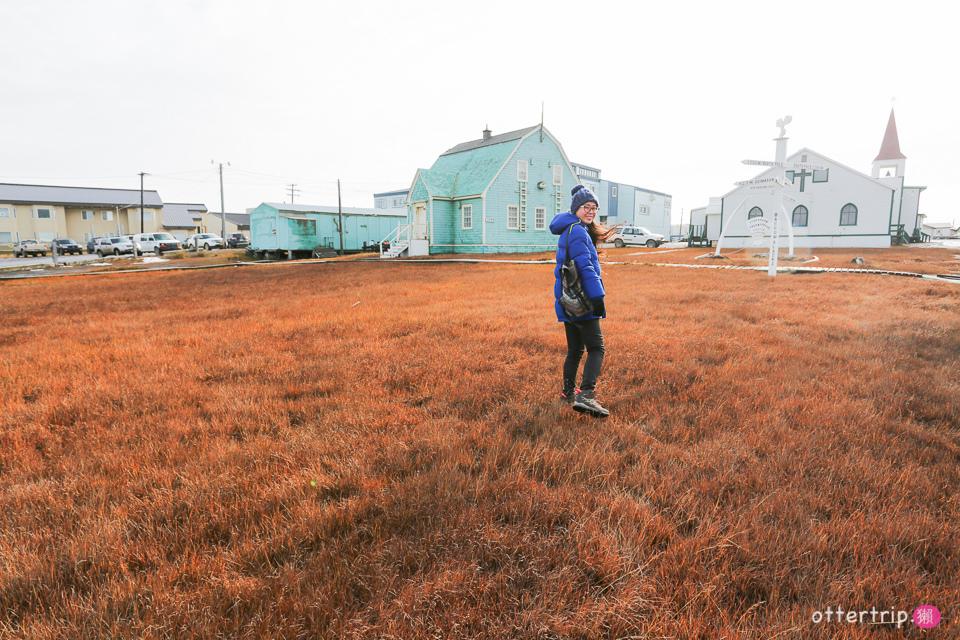 美國阿拉斯加 | 在北美洲最北城市Barrow感受極北風情,在Osaka吃碗天婦羅烏龍麵